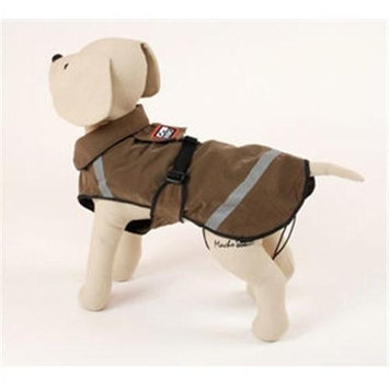 Pet Ego DogRich Birdwatcher Dog Coat, 16 in. - DR BIR 16