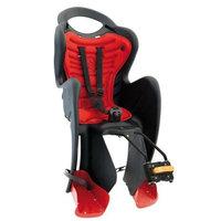 Mamma Cangura Mr. Fox Standard - Rear Child Bicycle Carrier - Black
