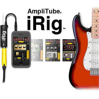 IK Multimedia AmpliTube iRig for iPhone Audio Interface Adapter
