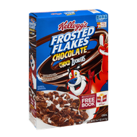 Kellogg's Cereal Frosted Flakes Chocolate Choco Zucaritas