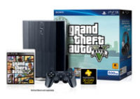 Sony Computer Entertainment America PlayStation 3 500GB Grand Theft Auto V Bundle
