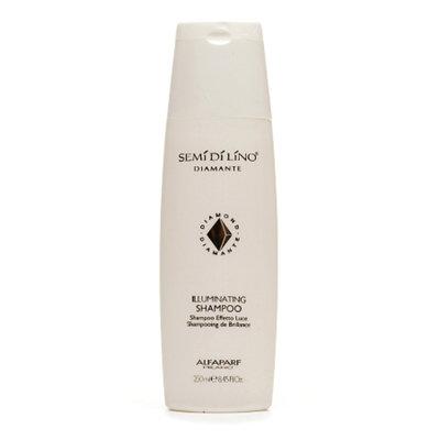 AlfaParf Semi Di Lino Diamante Illuminating Shampoo, 8.45 fl oz