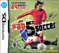 Destineer Fab 5 Soccer