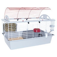 Living World Deluxe Small Animal Habitat Modular with Water Bottle