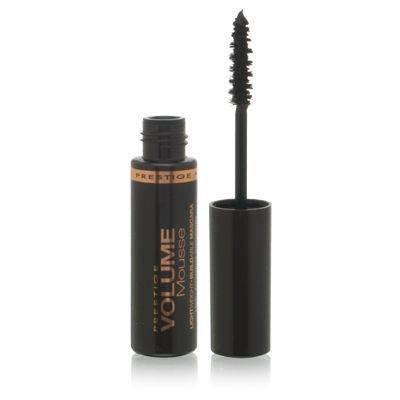 Prestige Cosmetics Prestige Volume Mousse Lightweight Buildable Mascara MVM-02 BlackBrown