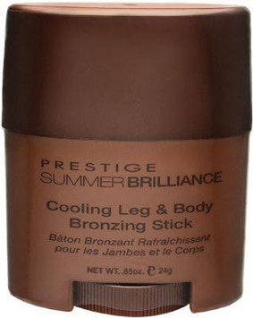 Prestige Cosmetics Prestige Summer Brilliance Cooling Leg Body Bronzing Stick