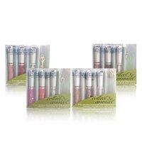 Prestige Cosmetics Prestige Lightshine Lipgloss Minis + Accessory (Tobago-Thira-Cabo)
