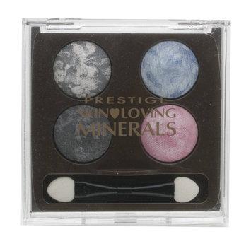 Prestige Cosmetics Prestige Baked Shadow Quad Mineral Eyeshadow MEK-01 Gemma