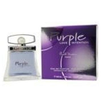 Love Intention Purple by Estelle Vendome For Women. Eau De Parfum Spray 3.3-Ounces
