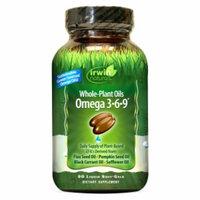 Irwin Naturals Whole-Plant Oils Omega 3-6-9