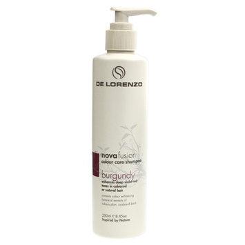 De Lorenzo Novafusion Color Care Shampoo, 8.45 oz - Burgundy