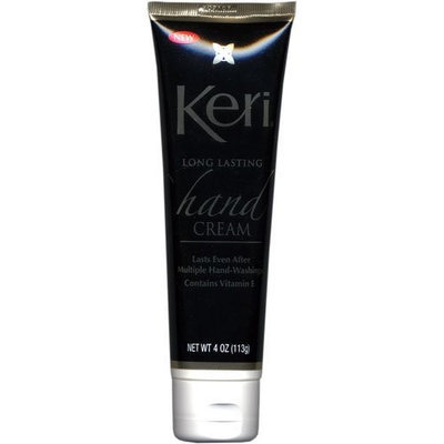 Keri Long Lasting Hand Cream with Vitamin E 4 oz (113 g)