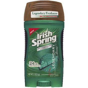 Irish Spring Antiperspirant Legendary Classic