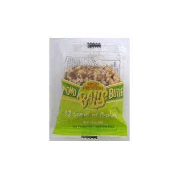 Betty Lou's Betty Lous High Protein Balls - Almond Butter (Case of 12)