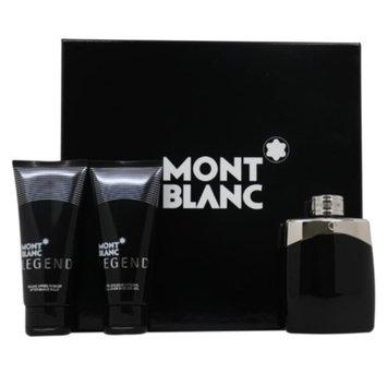Mont Blanc Legend Gift Set for Men, 3 Piece, 1 set
