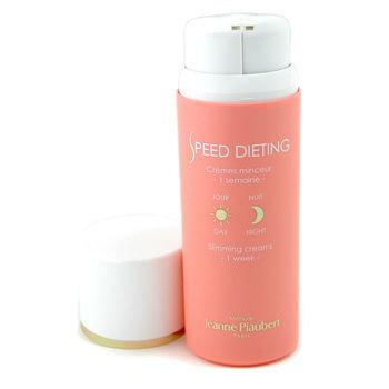 Methode Jeanne Piaubert Speed Dieting Slimming Creams (One Week) 2x60ml