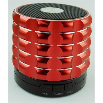 Global Product Solution BTS-SIRD Ice Steel Bluetooth Red