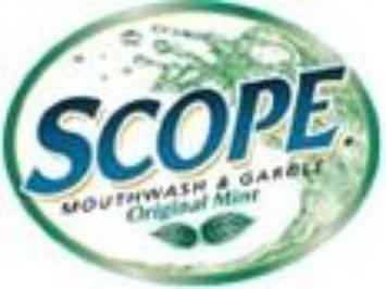 Scope Mouthwash & Gargle