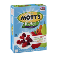 Mott's Medleys Fruit Flavored Snacks Berry - 10 CT