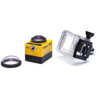JK IMAGING LTD Kodak PIXPRO SP360 Action Camcorder with 1