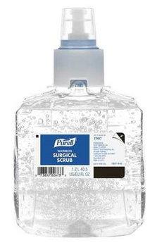 Purell 1200 ml Waterless Surgical Scrub Refill Bottle Carton [PK/2]. Model: 1907-02