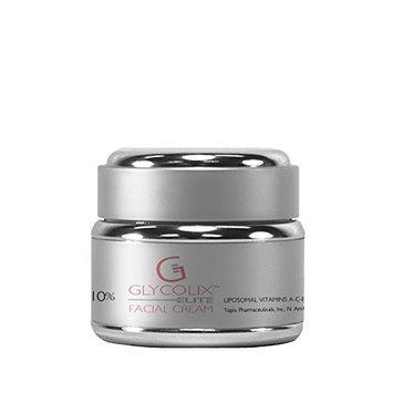 Topix Pharm Glycolix Elite Facial Cream, 10 Percent, 1.6 Fluid Ounce
