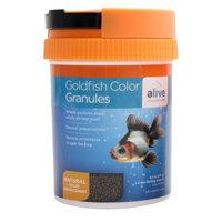 Elive Goldfish Color Granules Fish Food, 3.5 oz. ()
