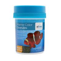 Elive Marine Color Granules Fish Food, 3.5 oz. ()