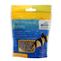 Elive Bottom Feeder Pellet Fish Food, 2.5 oz. ()