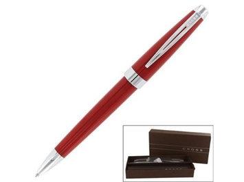 At Cross Cross Aventura Ballpoint Stick Pen, Black Ink, Medium