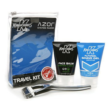 King of Shaves For Men Azor M Travel Set