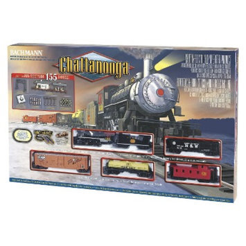 Bachmann Chattanooga HO Scale Electric Train Set