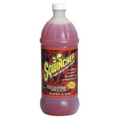 Sqwincher 020226-OR 32 oz Liquid Concentrate, 2.5 Gallon Yield, Orange Flavor (Case of 12)