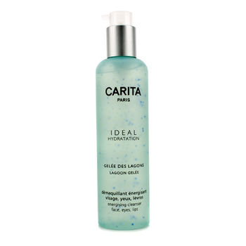 Carita - Ideal Hydration Lagoon Gelee Energising Cleanser For Face, Eyes and Lip 200ml/6.7oz
