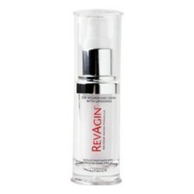 Revagin Eye Nourishing Cream w/ Liposomes (.5 Oz) Reduces Under Eye Puffiness & Eliminates Dark Circles