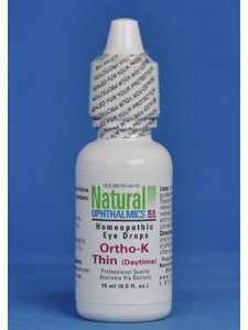 Ortho-K Thick (Night) Eye Drops 0.33 oz by Natural Ophthalmics, Inc