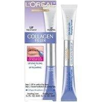 L'Oréal Paris Collagen Filler Lip Treatment, 0.4-Fluid Ounce