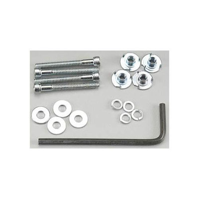 Bolt Set/Blind Nuts 4-40x1