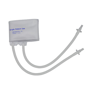 Mabis MABIS Single-Patient Use Blood Pressure Cuffs Two-Tube, Neonatal #4