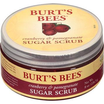 Burt's Bees Sugar Scrub Cranberry & Pomegranate