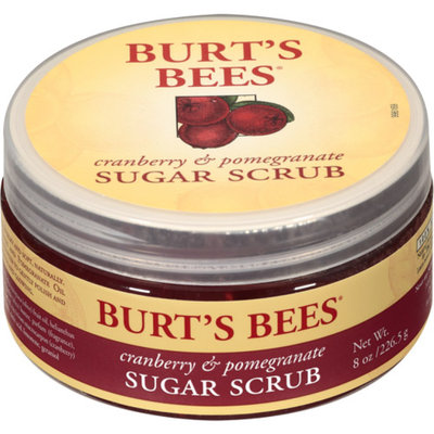 Burt's Bees Sugar Scrub Cranberry & Pomegranate