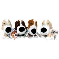 Boss Pet Products Sleepeez Dog Toy Pack, Pack of 4 toys