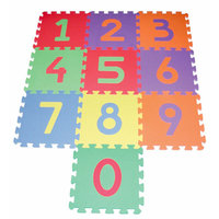 Edushape Number Tiles