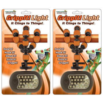 Pc Treasures PC Treasures GrippIt! Light orange 2pk