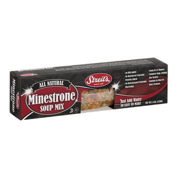 Streit's All Natural Minestrone Soup Mix