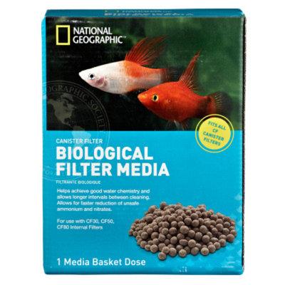National GeographicTM Biological Filter Media