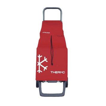 Rolser 8420812920815 NEO001 Joy Shopping Trolley, Bag Neo-LN - Red - 2 Units