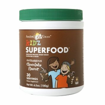 Amazing Grass Kidz SuperFood Drink Powder