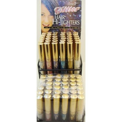 Claudia Stevens Hair Highlighter 7g/0.25oz - Gold (Glitter)