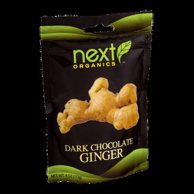 Next Organics Dark Chocolate Ginger
